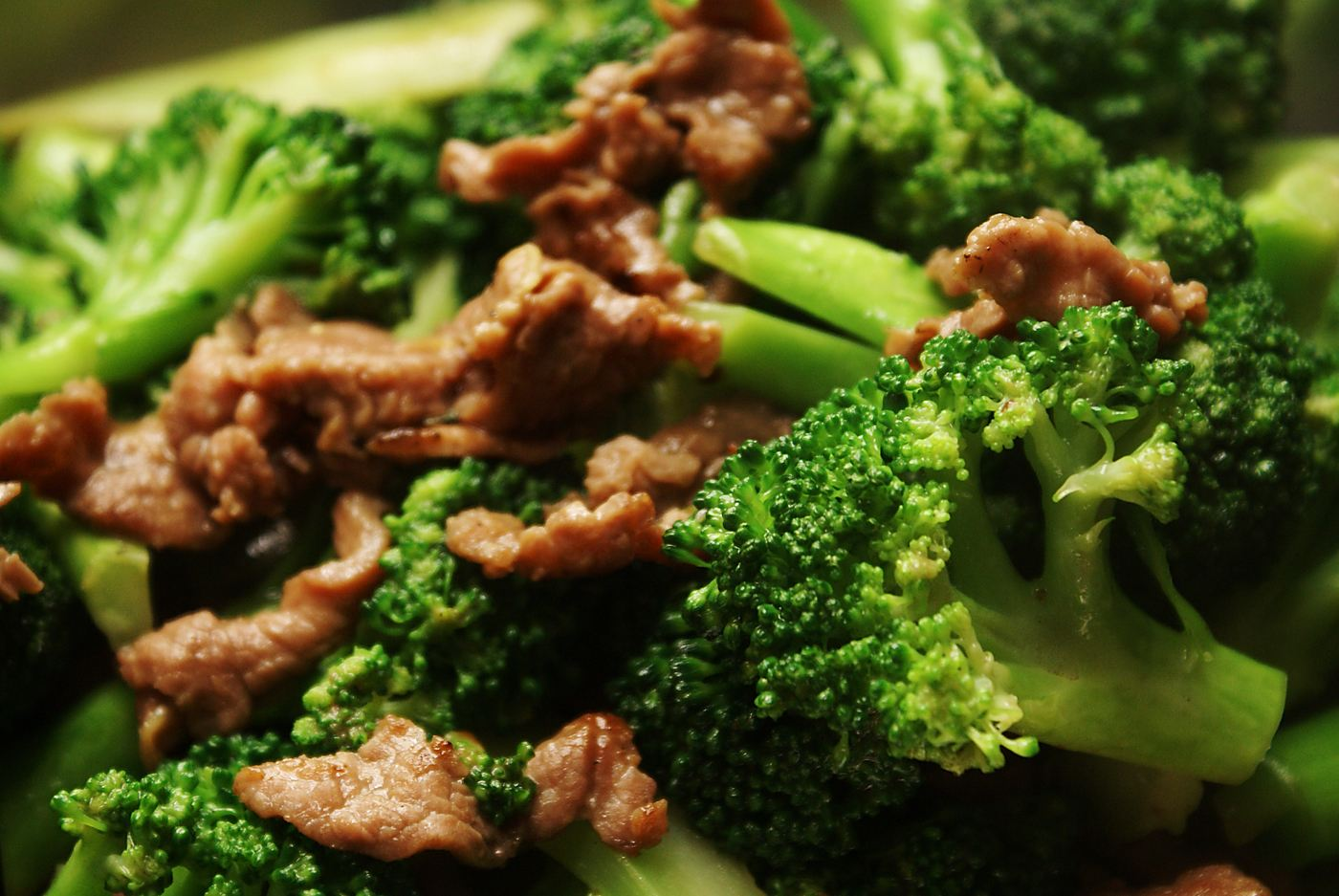 Broccoli and Beef The Healthiest Chinese Combination