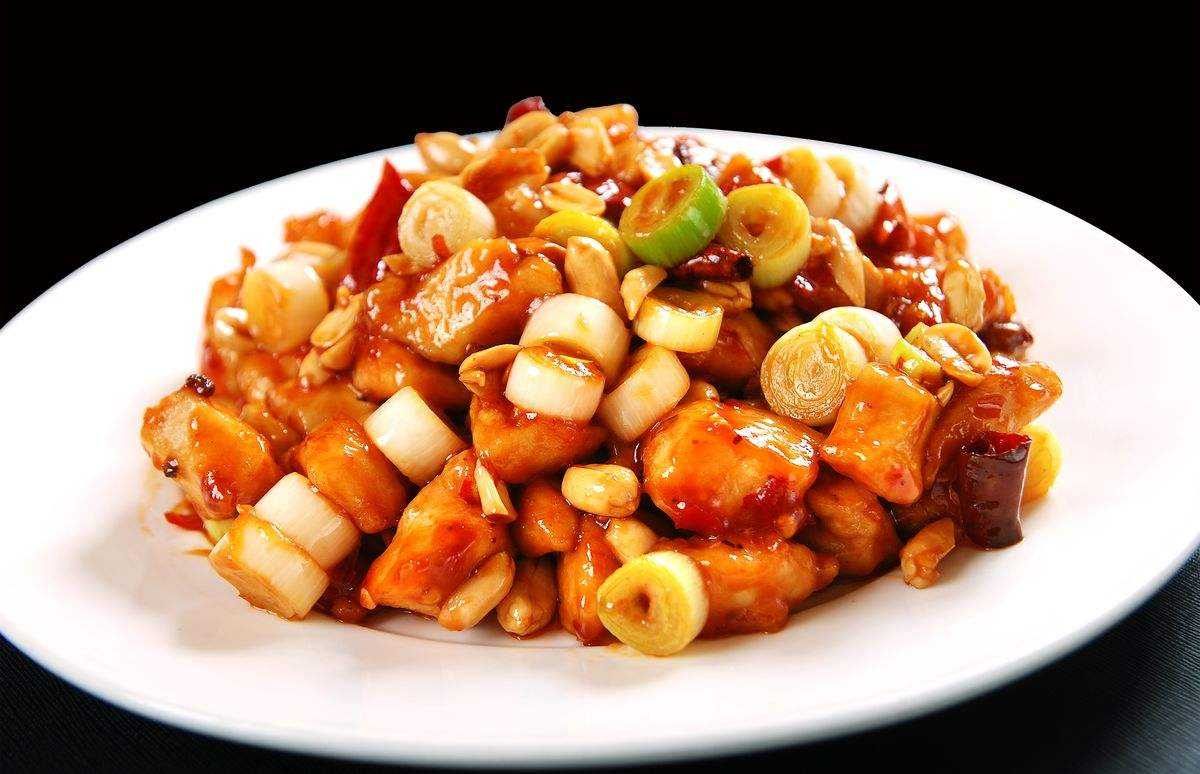 Chinese Kung Pao Chicken