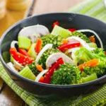 Healthy Chinese takeout food