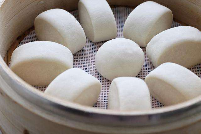 What Are Steamed Buns