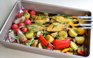 The Best Roasted Vegetables with Balsamic Glaze
