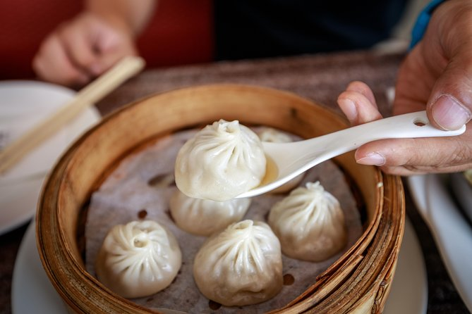 Chinese Dumpling Cooking Class and Tasting